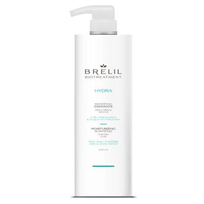 Brelil Biotreatement Hydra Moisturizing Shampoo 1000 ml - Hidratáló Sampon