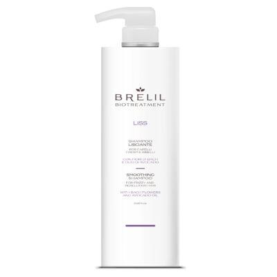 Brelil Biotreatement Liss Smoothing Shampoo 1000 ml - Selymesítő Sampon