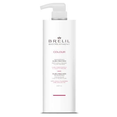 Brelil Biotreatement Colour Sublimeches Shampoo 1000 ml - Hamvasító sampon szőkített hajra