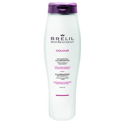 Brelil Biotreatement Colour Illuminating Shampoo 250 ml - Színvédő sampon festett hajra