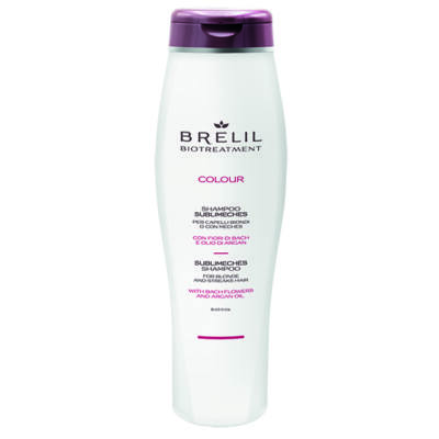 Brelil Biotreatement Colour Sublimeches Shampoo 250 ml - Hamvasító sampon szőkített/szőke hajra