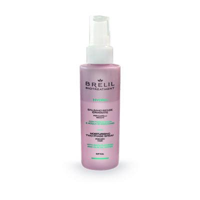 Brelil Biotreatement Hydra Moisturizing Two-Phase Spray 150 ml - Hidratáló 2 fázisú Spray