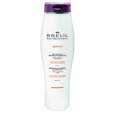 Brelil Biotreatement Repair Shampoo 250 ml - Szerkezethelyre állító Sampon