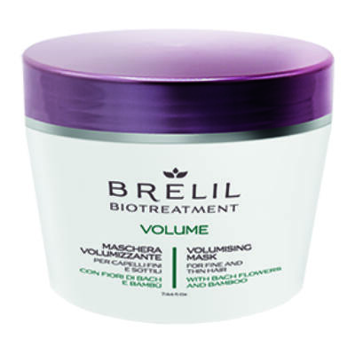 Brelil Biotreatement Volume Volumising Mask 220 ml - Dúsító Pakolás