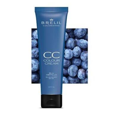 Brelil CC Color Cream – Színező hajpakolás Kék