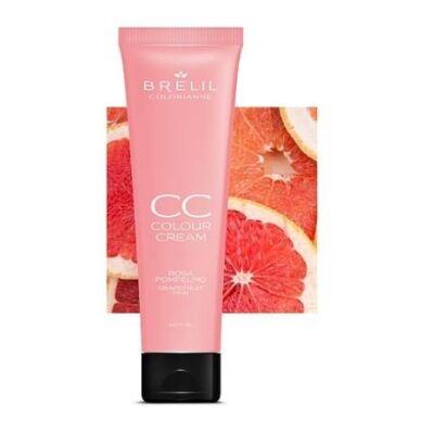 Brelil CC Color Cream – Színező hajpakolás Rózsaszín 150 ml