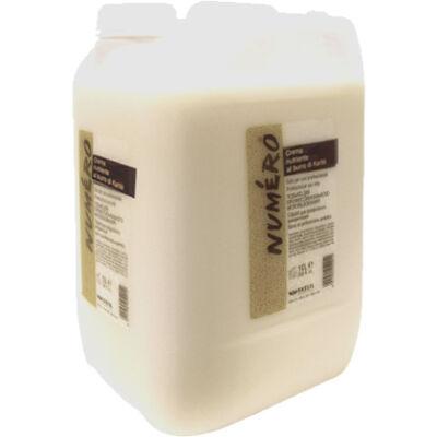Brelil Numero Carite Shampoo 10 kg - Tápláló sampon sheavajjal száraz hajra