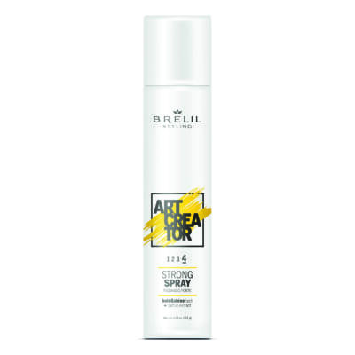 Brelil Art Creator erős tartást biztosító spray