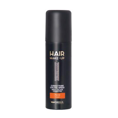 Hair Make Up Színkorrekciós Spray Réz