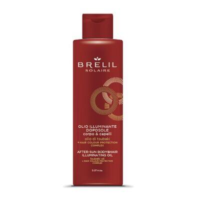 Brelil Aftersun Illuminating Oil - Napozás utáni száraz olaj 150 ml
