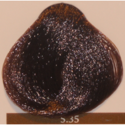 Brelil CLASSIC Aranybarna  hajfesték
