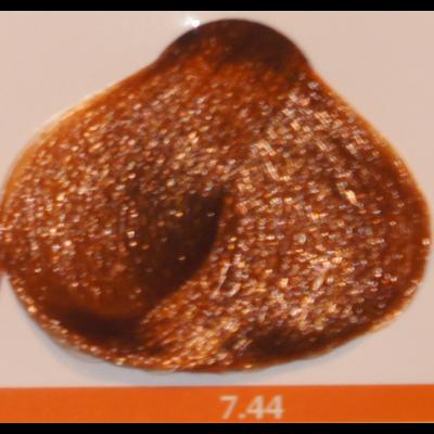 Brelil CLASSIC jamaikai arany hajfesték