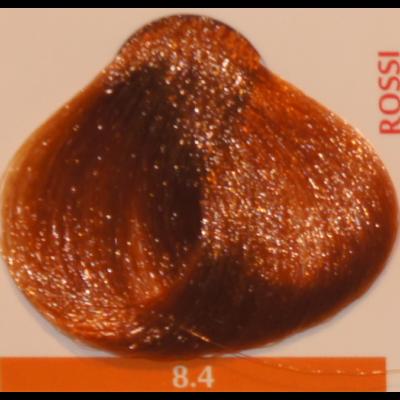 Brelil CLASSIC Tűzvöröses világosbarna hajfesték