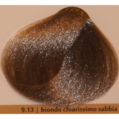 Brelil Colorianne Essence sötét hamvas szőke hajfesték