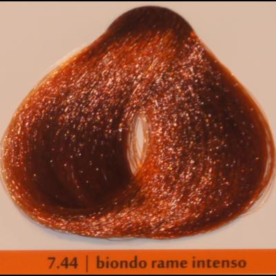 Brelil Colorianne Essence világosbarna mélyvörös hajfesték