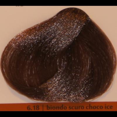 Brelil Colorianne Essence aranyos mahagóniszőke hajfesték