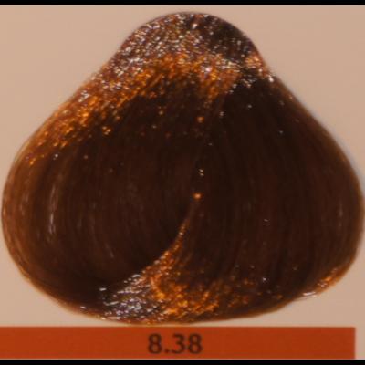 Brelil Colorianne Prestige mogyoró szőke hajfesték