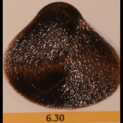 Brelil Colorianne Prestige világos mahagóni barna hajfesték