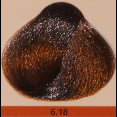 Brelil Colorianne Prestige világos csokoládé gesztenyebarna hajfesték