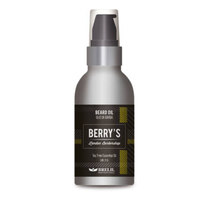 Berry's Beard Oil - Szakáll olaj 50 ml