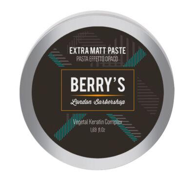 Berry's Extra matt paste - Extra matt paszta