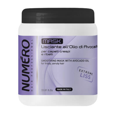 Numero Smoothing Mask with Avocado oil