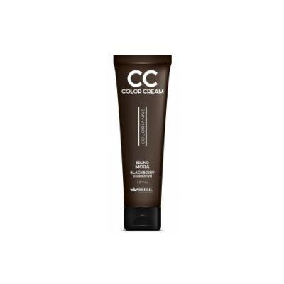 CC Color Cream – Színező hajpakolás Sötétbarna