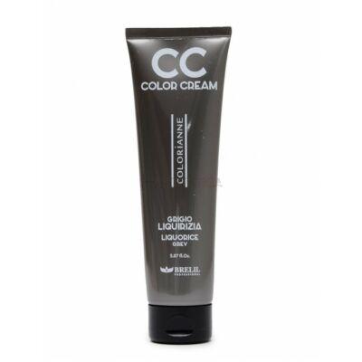 CC Color Cream – Színező hajpakolás Szürke