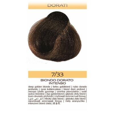 Brelil Colorianne Prestige 7/33 mély aranyszőke hajfesték