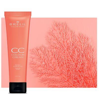 CC Color Cream – Színező hajpakolás Korall