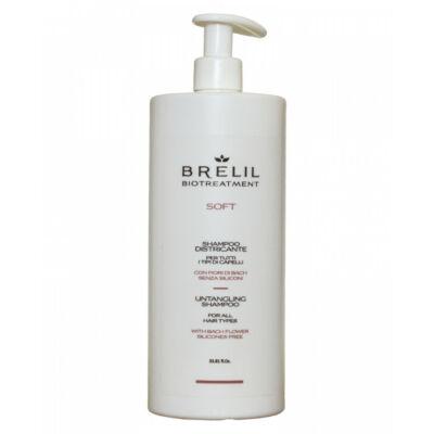 Brelil Biotreatment Soft Untangling Shampoo 1000 ml - Gubancmentesítő sampon