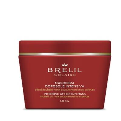 Brelil Biotreatment Solaire Intensive After-Sun Mask - Napozás utáni hajpakolás 220 ml
